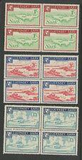 Guernsey SARK 1963 Definitive set 5 x blocks 4