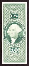 US R95TC4 $10 Mortgage Trial Color Proof XF