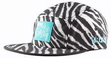 NEW DGK Zebra Mens 5 Panel Hat Cap