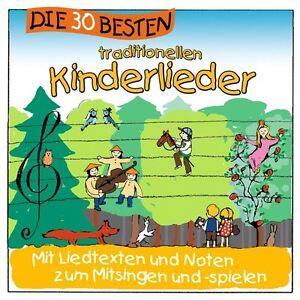 DIE 30 BESTEN TRADITIONELLEN KINDERLIEDER    NEU und in Folie!!