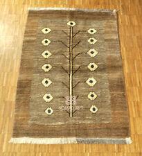 ORIGINAL südpersischer gashghai Gabbeh, nomades Tapis à poils longs 152 x 102 cm