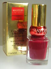 MASTERS COLORS COULEUR ONGLES VERNIS PARFAIT NAIL COLOR PERFECT rouge bleuté 86