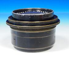 Carl Zeiss Jena tessar 4.5/21cm lens objectif objetivamente ø5.5cm - (43564)