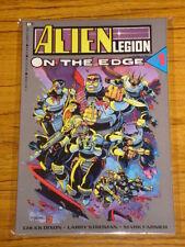ALIEN LEGION ON THE EDGE BOOK 1 OF 3 EPIC COM DIXON GN 0871357062