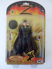 zorro eroe mascherato dueling masked hero classic figure sword 2005 gig NCR00439