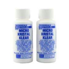 MicroScale Industries Micro Kristal Klear Adhesive - Pack of 2