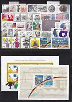 BRD Jahrgangspaket von 1990 bis 1999 postfrisch ** komplett mit allen Marken