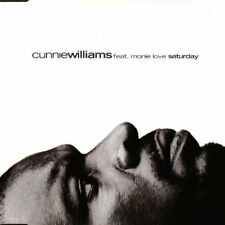 Cunnie Williams Saturday (1999, feat. Monie Love) [Maxi-CD]