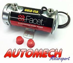 Facet Silver Top Pump, Competition use up to 150bhp Carb Only (505)