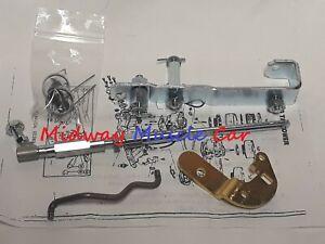 Tri Power 3x2 Carburetor Carb Throttle Cable Linkage Set 64 65 Pontiac GTO G/P
