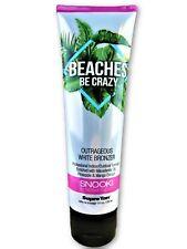 Snooki Beaches Be Crazy Outrageous White Bronzer Tanning Lotion 9 oz