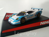 Slot SCX Scalextric Ninco 50500 Mosler MT900R Leyjun Dramatique
