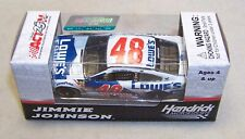 1:64 ACTION 2017 #48 LOWE'S PATRIOTIC CHEVY SS JIMMIE JOHNSON GOLD NIB