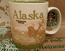 Starbucks Coffee Mug/Tasse/Becher ALASKA, Global Icon Serie, NEU & unbenutzt!!!!