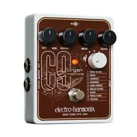 Electro-Harmonix C9 Organ Machine Vintage Tone Guitar/Keyboard Effects Pedal EHX