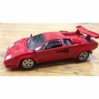 Lambourghini Countach - Red, Model Cars, 1/43, Scale, New And Sealed.