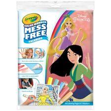 Crayola Color Wonder Coloring Pad & Markers-Disney Princess