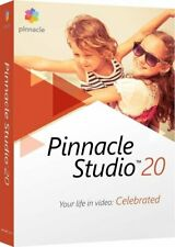 Pinnacle Studio 20 Video Editing Windows Standard RegFree Digital download