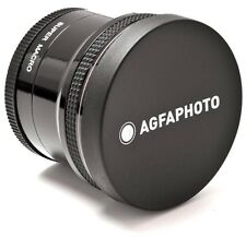AGFAPHOTO Super Macro Pro HD 0.21X Fisheye Lens for Canon Powershot SX60 SX50 HS