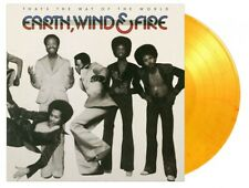 Earth Wind And Fire: That's The Way Of The World Reissued 180g Coloured Vinyl LP