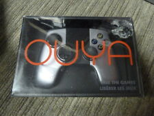OUYA OFFICIAL WIRELESS BLUETOOTH CONTROLLER NEW UNUSED GAMEPAD CONTROL TOUCH PAD