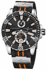 Ulysse Nardin Maxi Marine Diver 263-10-3/952 Mens Watch. Box & Papers