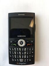 Samsung BlackJack Cingular used Powers up needs sim card