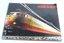 Märklin Catalogue From 1983/84