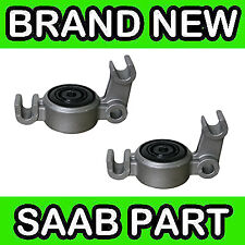 Saab 9-3 (03-12) Top / Upper Rear Strut Mounts (Pair x2)