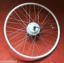 New 700c FRONT WHEEL with 24v ELECTRIC MOTOR, to SUIT SCHWINN TAILWIND