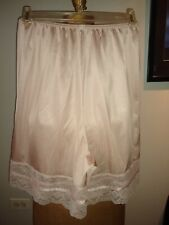 Vintage Pink Pettipants Bloomers