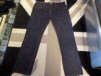 Denim Co Straight Dark Wash Jeans 38/34 Fab Condition    #98