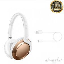 PHILIPS Bluetooth compatible Wireless on-ear headphone microphone SHB4805RG00