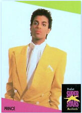 PRINCE ROGERS NELSON The Artist PURPLE One 1991 Pro Set RARE Music Trading Card