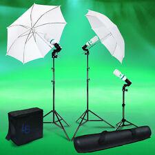 Photography Photo Studio  600W Umbrella Continuous Lighting Kit for Portrait