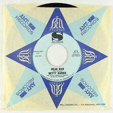 Northern Soul 45 - Betty Harris - Mean Man - Sansu - VG+ mp3