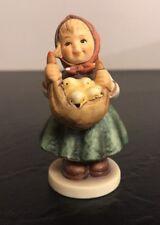 Goebel Hummel Figurine Chicken Licken #385 4/0  TMK6 FIRST ISSUE 1991