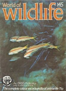 'WORLD OF WILDLIFE' Magazine--Vol 10, Part 145