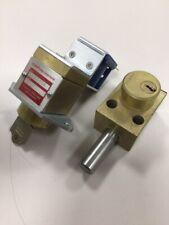 Kirk Key Interlock - Skpm Solenoid Type 120vac with Key