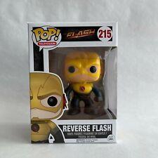 Funko Pop! Reverse Flash The Flash Television DC Comics 215