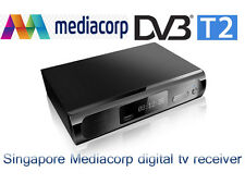 Singapore Mediacorp dvb-t2 tv receiver free to air dvb t2 tuner fast shipping
