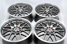 17 Wheels Rims Prelude Elantra Tiburon Veloster iM Forester Legacy 5x100 5x114.3