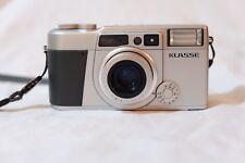 Excellent Fujifilm Klasse 35mm film camera with original case