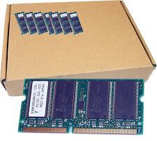 Lot-19 64MB PC100 SODIMM Memory MB8508S064CX-L19 PC100-322-620 for Laptop
