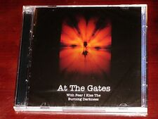 At The Gates: With Fear I Kiss The Burning Darkness CD + DVD Set 2010 Bonus NEW