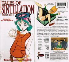 Tales of Sintillation Anime VHS Video Tape New English Dubbed 18+