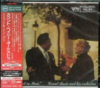 """Count Basie Orchestra """"April in Paris"""" Japan SACD w/OBI NEW/SEALED Tower Records"""