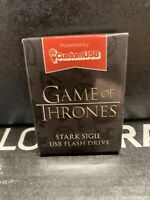 Game of Thrones Stark Sigil 4GB Flash Drive April 2015 Loot Crate Exclusive New