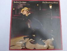 Barbra Streisand – The Broadway Album LP, Aus Vinyl NM