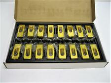 "Big Block Chevy YELLOW Aluminum Roller Rocker Arms 1.7 Ratio 7/16"" Stud 396 427"